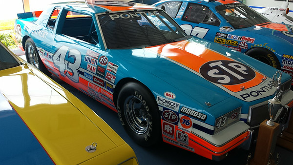 Curb Museum for Music and Motorsports - Kannapolis, NC - 11 July '14