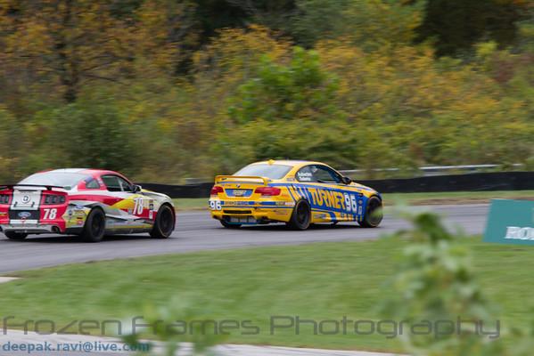 Grand AM Rolex Series Finale - 2012