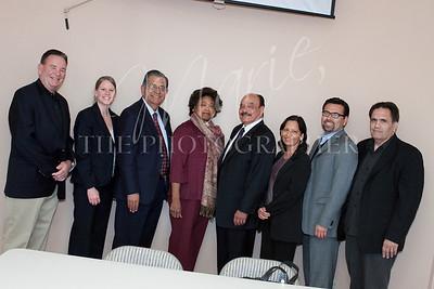 Lois Capps at Clinicas Del Camino Real, Inc., Oxnard, CA