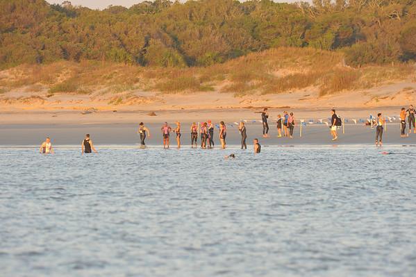 Jekyll Island Turtle Crawl Triathlon 2013