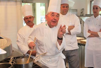 Boot Camp -Culinary Institute of America  4/2012