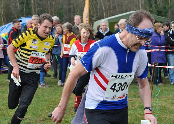 British Orienteering Relay Champs, New Forest - 2009