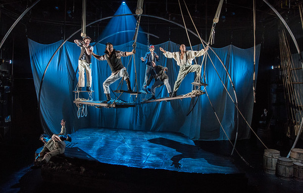 MOBY DICK (Lookingglass Theatre, Alliance, Arena Stage, South Coast Rep) *Jeff Award Best Production