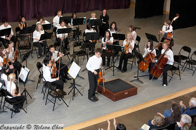 2008-11-09 BYS Fall Concert - Chamber Orchestra