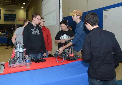 Robotics Tournament at NAHS