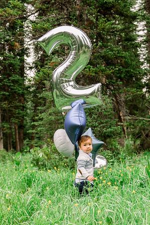William's 2nd Birthday