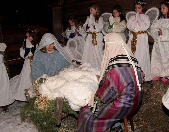 2013 Living Nativity