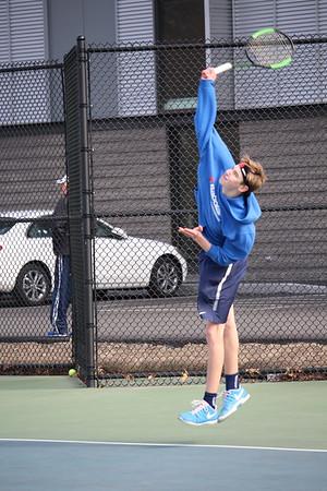 Boy's Tennis