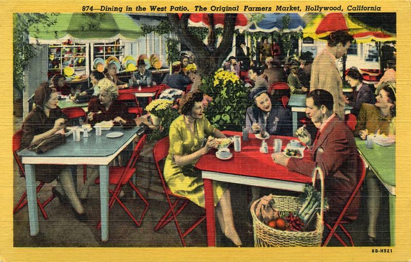 Farmers' Market Dining