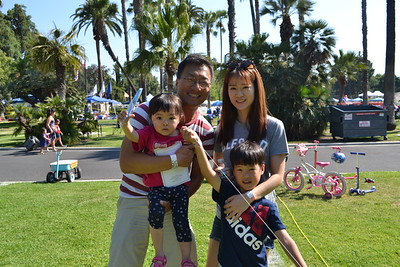 Fourth of July Dazzles Local Residents