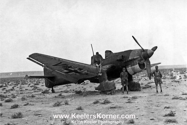 WWII Photo Restorations