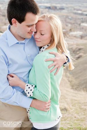 Jane & Cameron Engagements