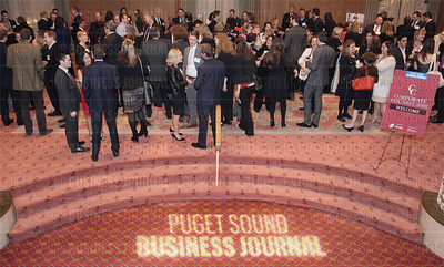 The 2016 Puget Sound Business Journal's Corporate Counsel Awards at the Fairmont Olympic in Seattle