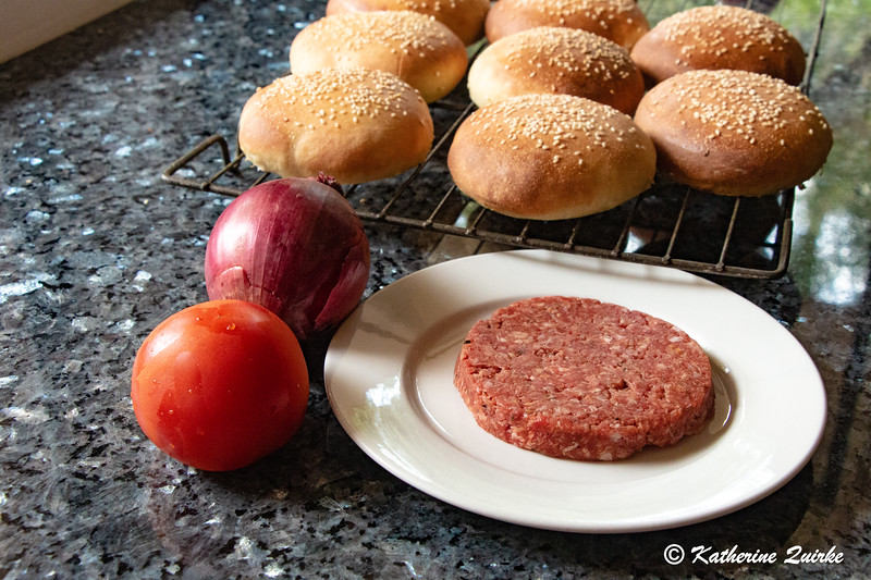Hamburger Preparation