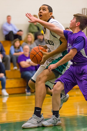 2018-01-22 | CDMS Varsity | Central Dauphin vs. Mifflin County