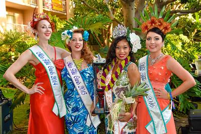 Miss Tiki Oasis Contest