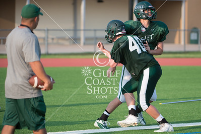 2013-08-16 Football Varsity Strake Jesuit practice