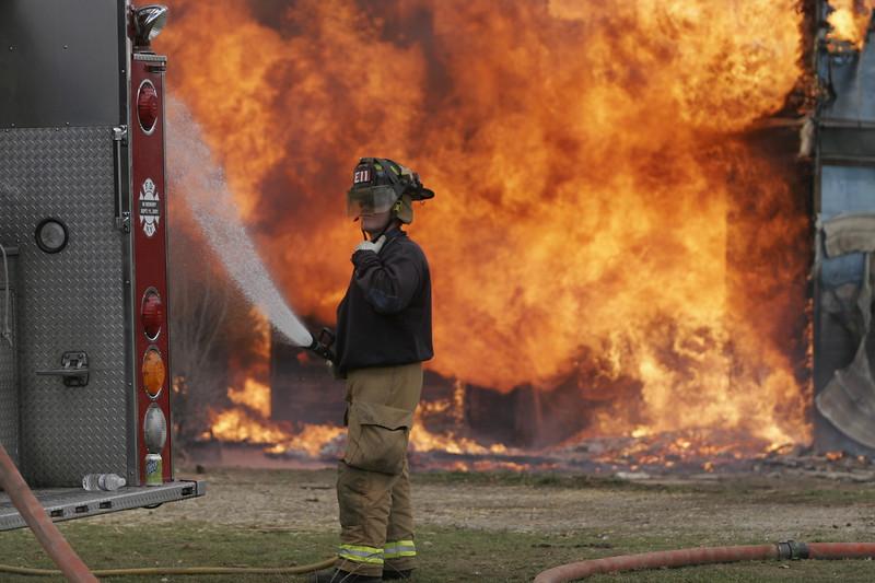 House Fire Boise III
