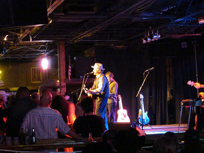 2011 Robert Earl Keen (Grizzly Rose) (S95) 01/15/11