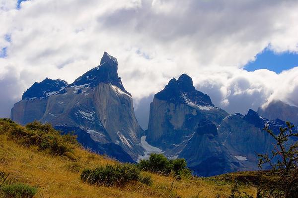 Torres del Paine National Park, Chile. (Parque Nacional Torres del Paine)