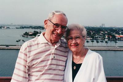 1999-07 | Lou + Ruth 50th Anniversary