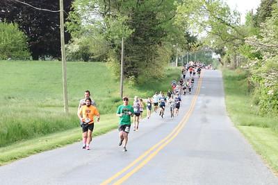 Run the Vineyards Auburn Road 10 Miler - 2021