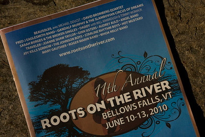 Fred XI: Roots on the River 11