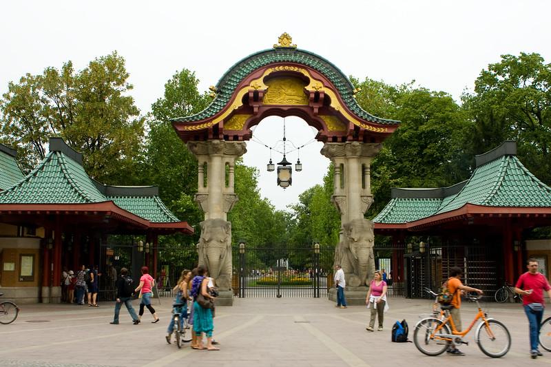 Berlin's Chinese Zoo?