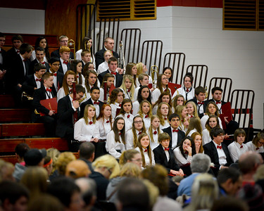 MASH Holiday Band Concert Dec 2014