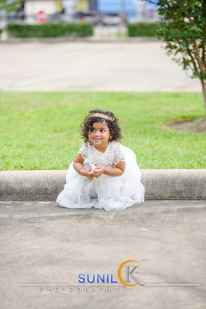 Zariah Baptism Celebration
