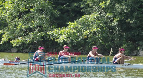 Men's U19 Four Time Trial