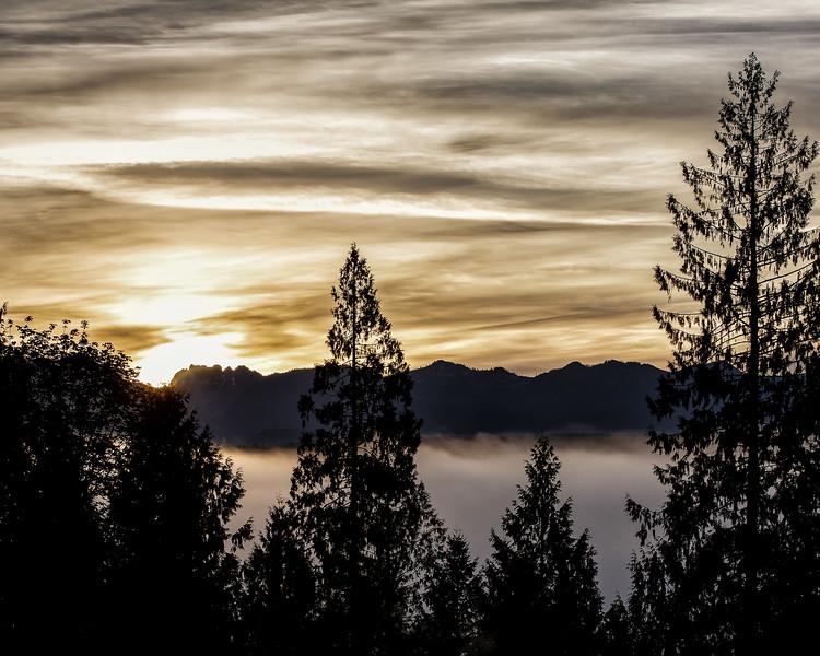 Tolt Hill Sunrise