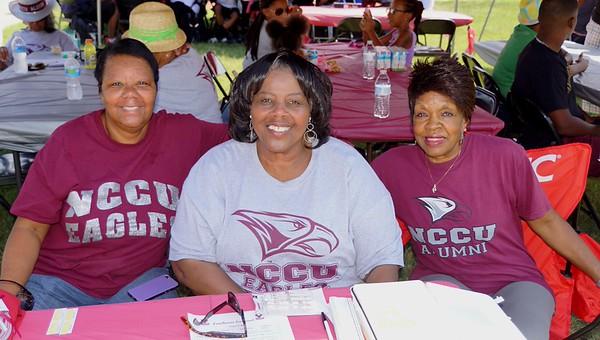 (8-9-2015) Durham Chapter - NCCU Alumni Association Annual Cookout
