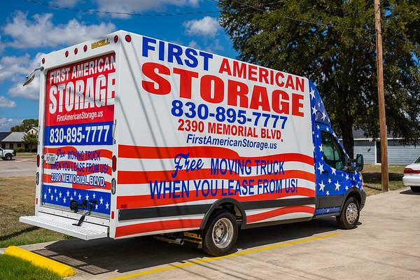 First American Storage