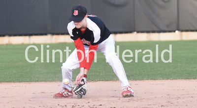 Fulton, Morrison baseball at LumberKings Stadium 4.15.19