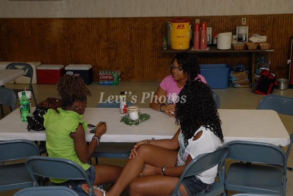 Stevenson Family Gathering 2010