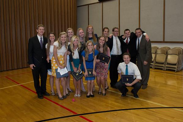 2014-05-18 Seminary Graduation