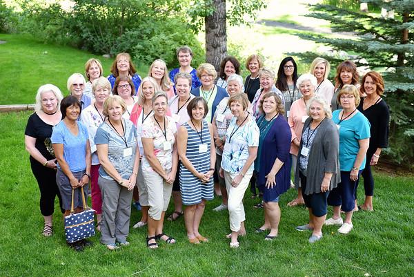 2018 Colorado Retreat | Pre-Retreat Volunteer Staff