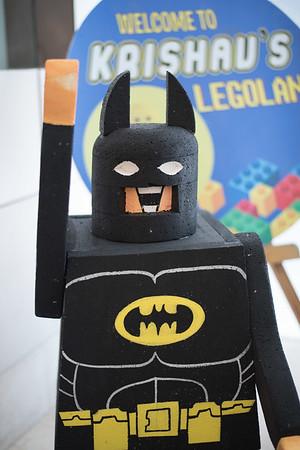 Krishav's Birthday - LEGO