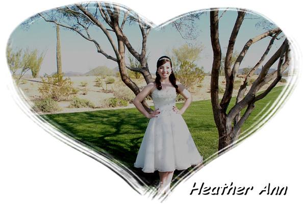 Heather B Sweet 16
