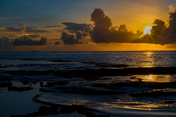 OCTOBER 5, 2020: SABANETA SUNSET