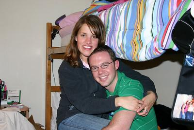 Aaron and Rachael