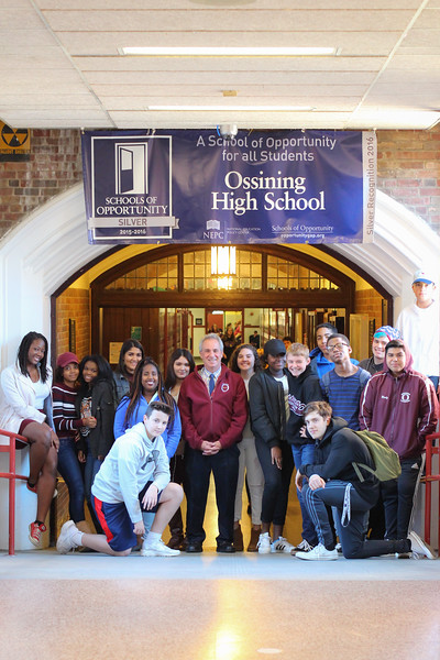 Ossining High School - Schools of Opportunity