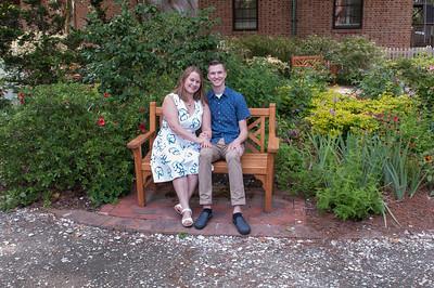 Katey & Greg Engagement Photos