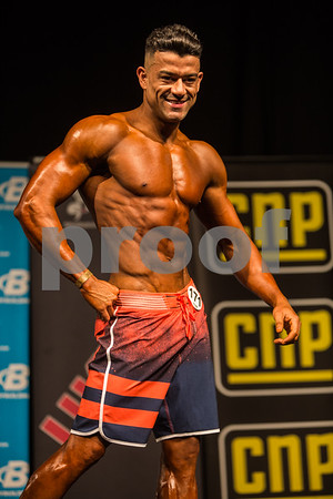 MEN'S PHYSIQUE UP TO 178 CM