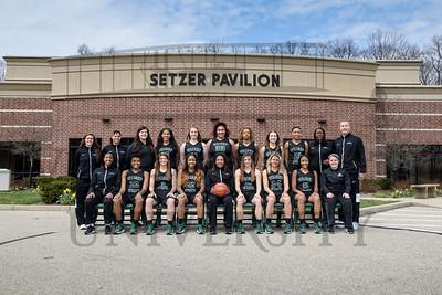 18834 Womens Basketball Team Photo 3-27-17