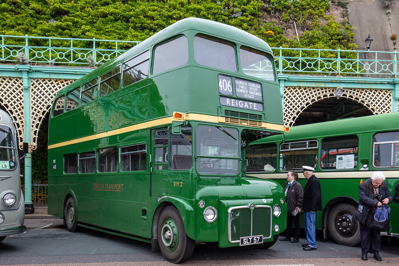 1955 AEC Routemaster with Park Royal body