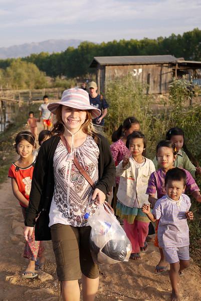 Inle Lake, Burma (Myanmar).