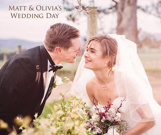 Matt & Olivia