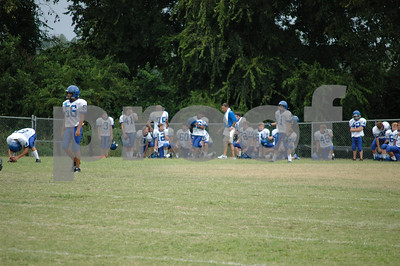 2012 Brookstone MS Football